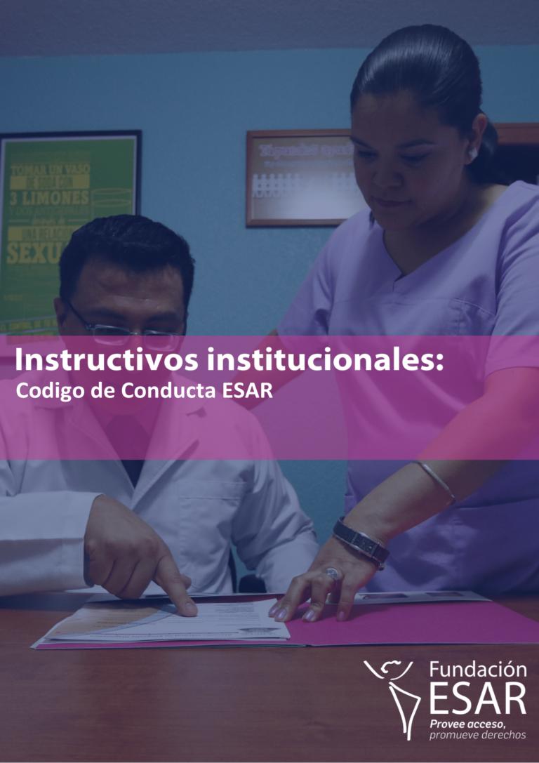 Instructivos institucionales