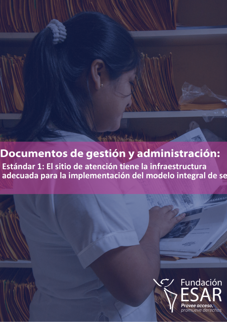 Documentos de gestión y administración